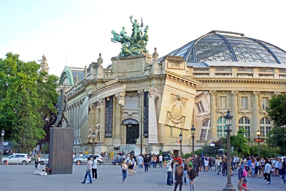Le Grand Palais, Les arts et la culture, Ile de France