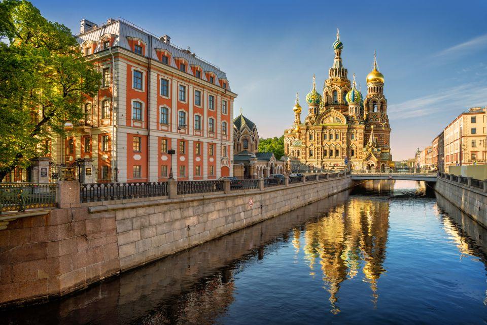 Église de la Résurrection - Saint-Pétersbourg