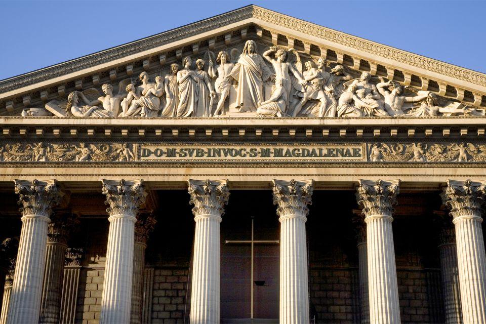 Les sites, Magdeleine, Magdalenae, Church, Paris, France, Landmark, Building, Architecture, Travel, Tourism