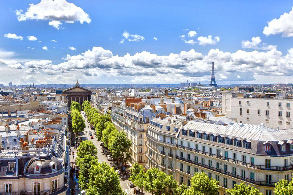 Place emblématique de Paris, La place de la Madeleine, Les sites, Ile de France