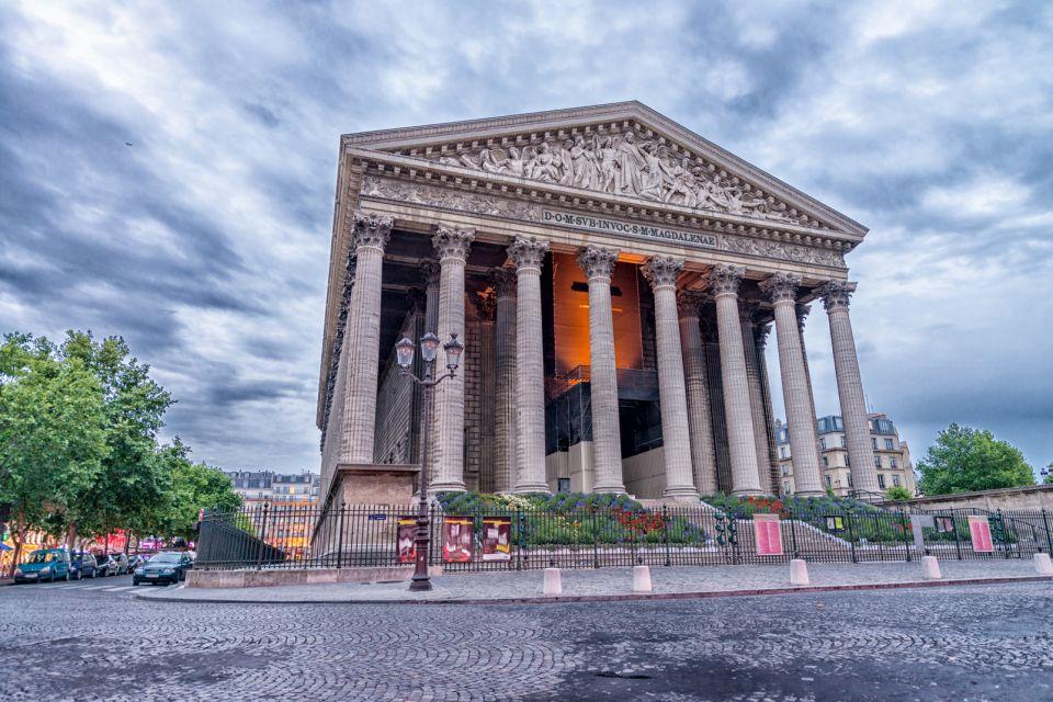 Bientôt un palace Fauchon, La place de la Madeleine, Les sites, Ile de France