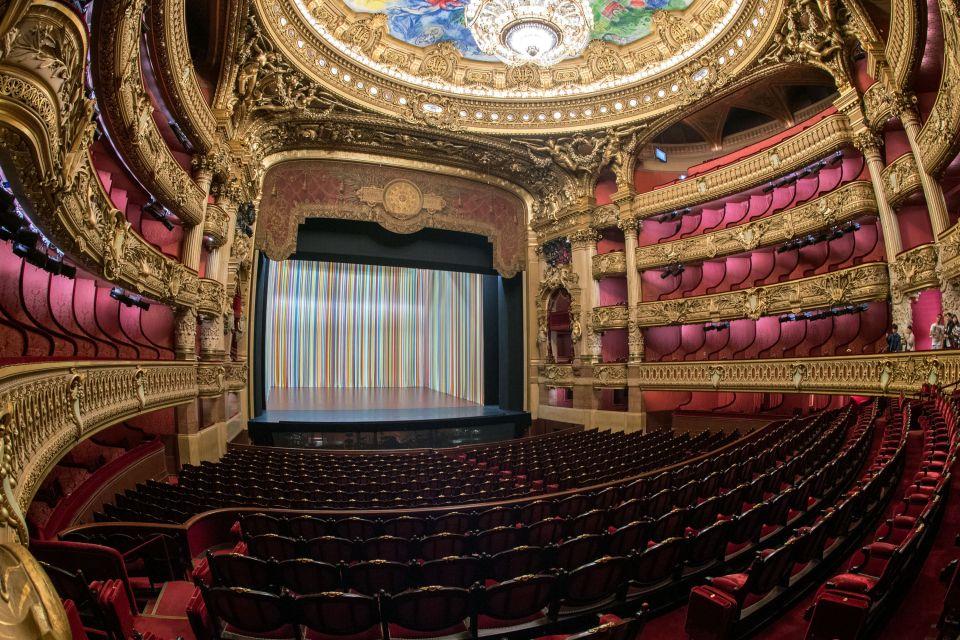 Les arts et la culture, garnier, opéra, paris, ile-de-france, paris, musique, art, culture