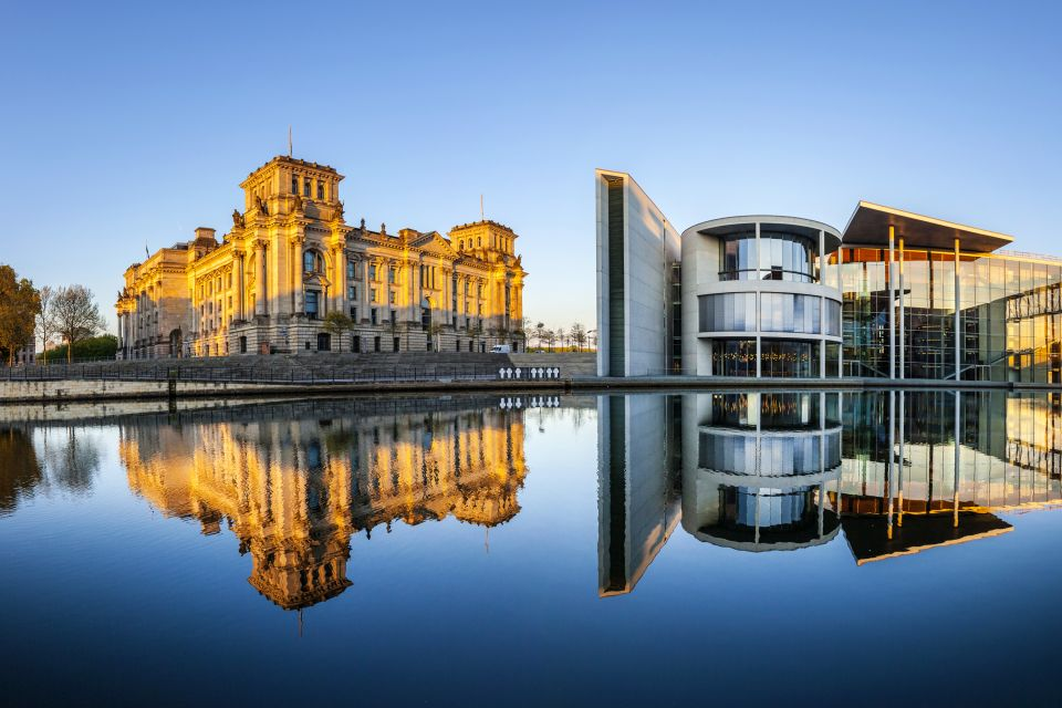 Les monuments, berlin, reichtag, bundestag, allemagne, europe