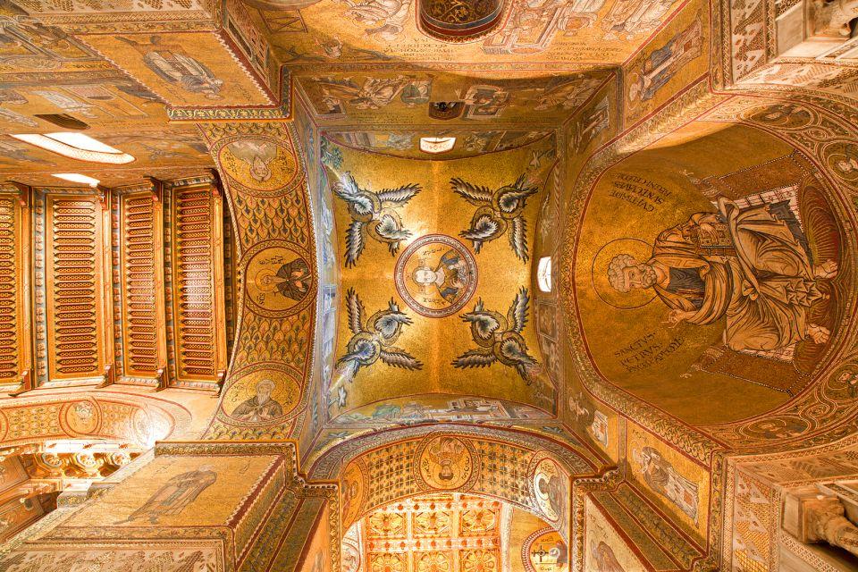 Cathédrale de Monreale, La cathédrale de Monreale, Les monuments, Sicile