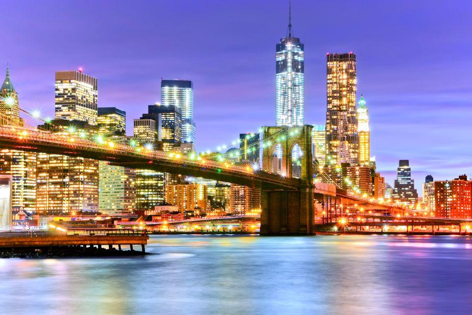 Le Pont de Brooklyn, Les arts et la culture, Le nord-est des Etats-Unis