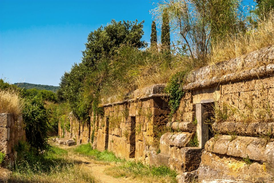 Les sites archéologiques, europe, italy, cerveteri, traveling, tomb, history, hiking, etruscans, lazio