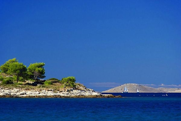 Dalmatia's National Parks , Dalmatia National Park , Croatia
