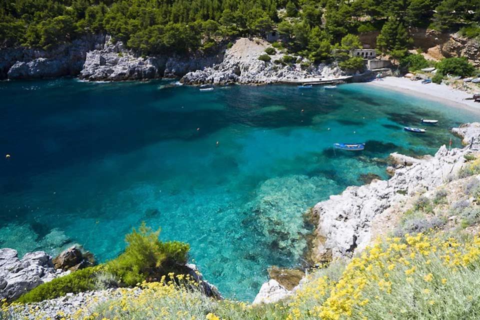 Les parcs nationaux de Dalmatie , Croatie