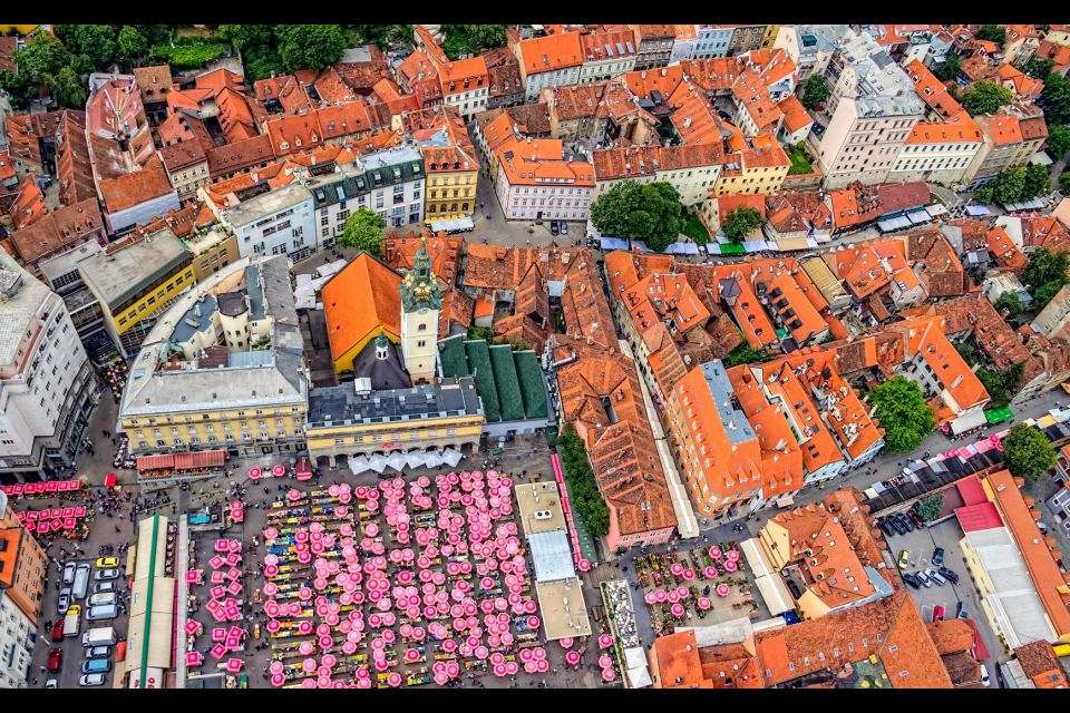 Les arts et la culture, cathedrale, tkalciceva, ville haute, zagreb, croatie, capirale
