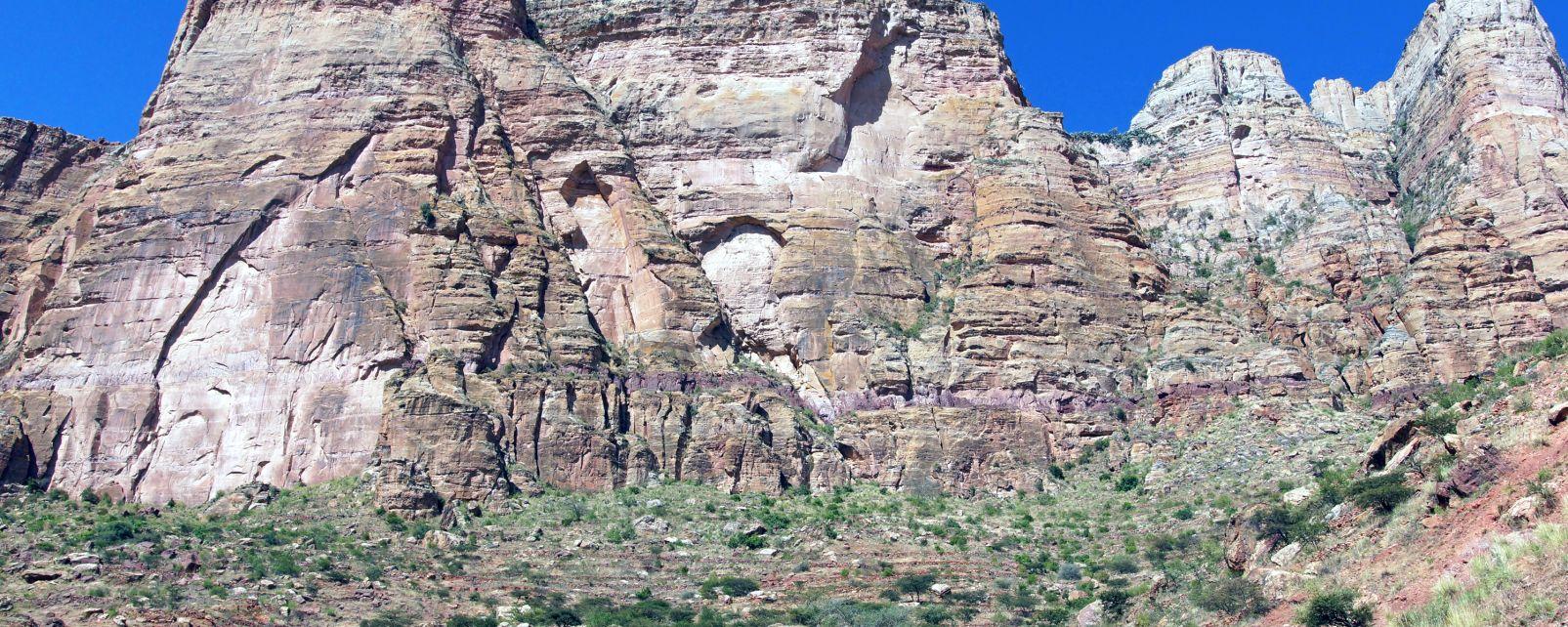 Les monuments, Afrique, Ethiopie, Negash