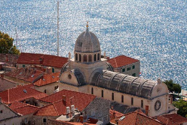 Le città costiere , Città costiera, Croazia , Croazia
