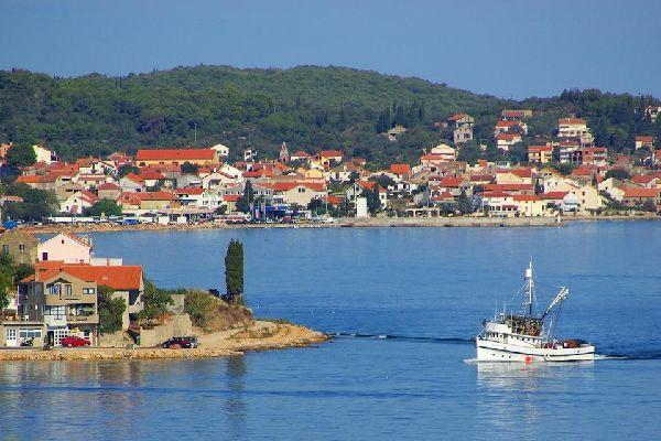 Le città costiere , Villaggio pittoresco, Croazia , Croazia