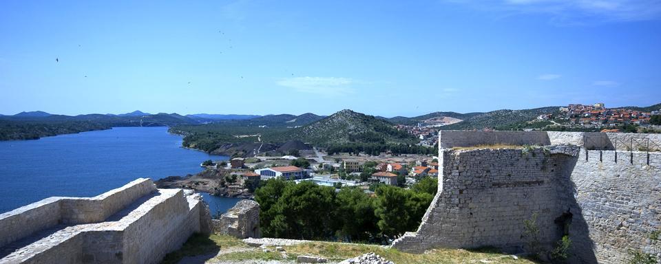 Les villes c�ti�res de Croatie