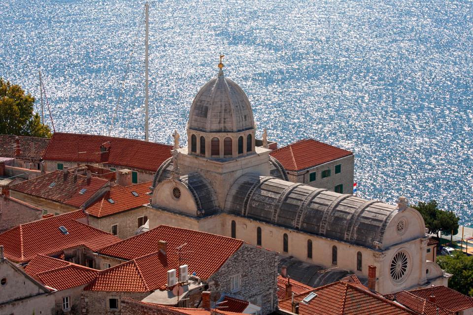 Les villes côtières , Ville côtière, Croatie , Croatie