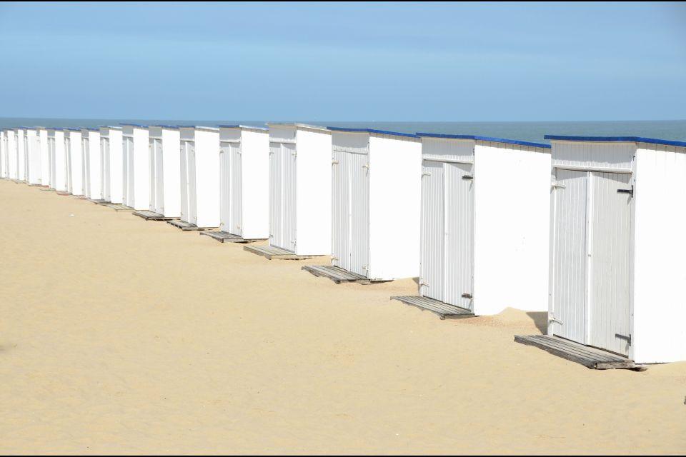 Les côtes, Knokke-le-zoute, knokke, belgique, europe, bénélux, mer, plage, balnéaire, cabine
