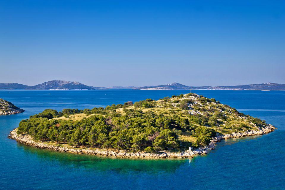 Les paysages, kornati, dalmatie, adriatique, mer, croatie, europe, kornati, île