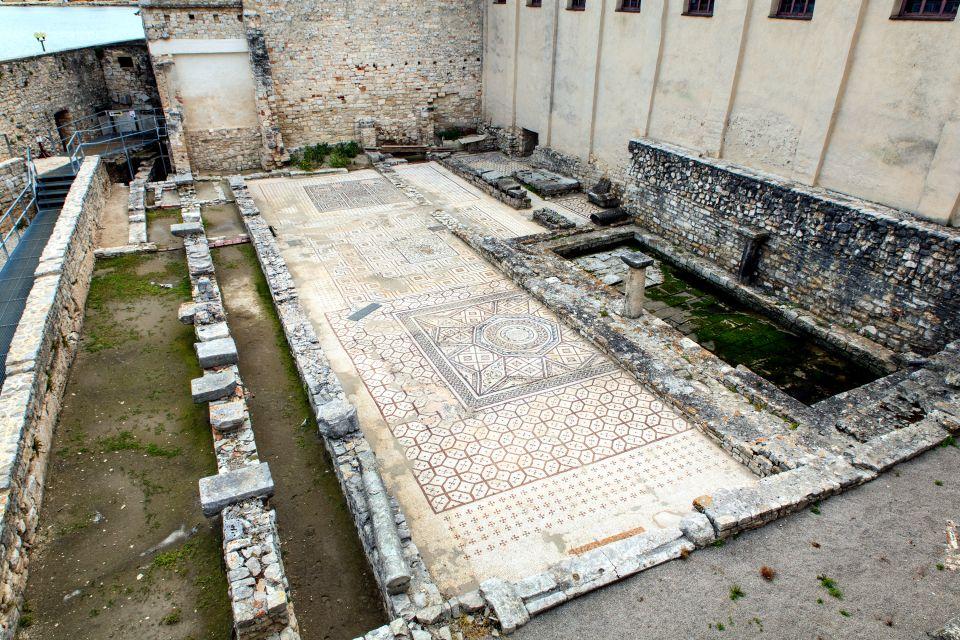 Les monuments, porec, basilique euphrasienne, religion, église, croatie, europe, adriatique, mosaïque, histoire, archéologie, vestige