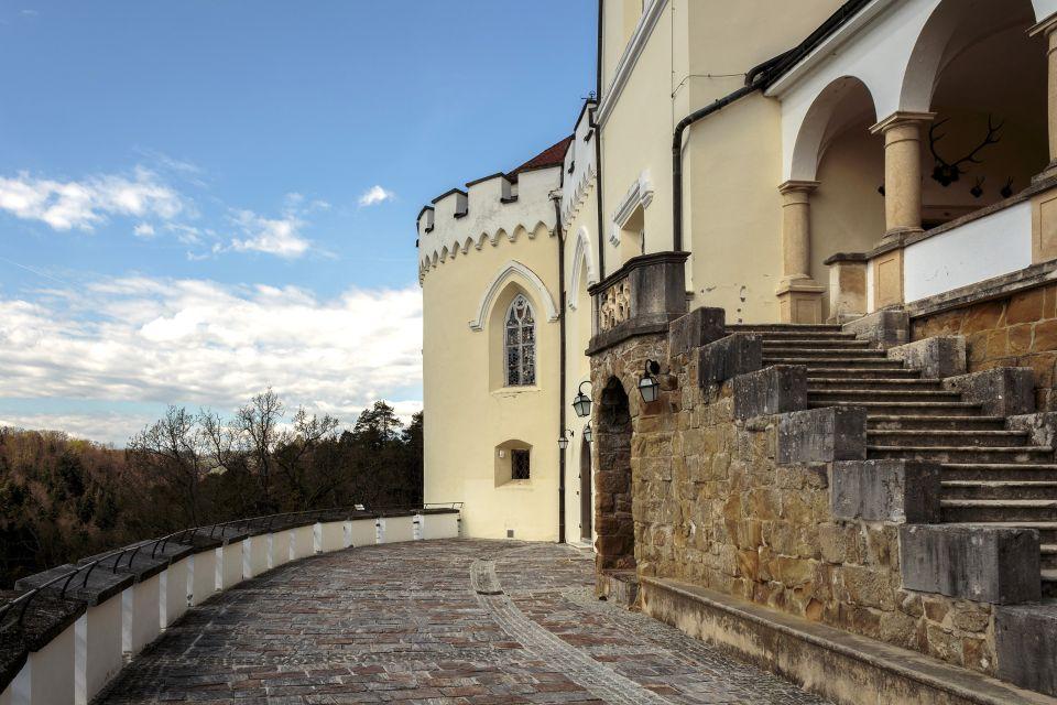 Les monuments, croatie, zagorje, trakoscan, château, histoire, moyen-âge, europe