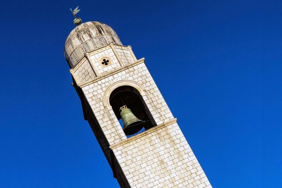 Les monuments, Sponza, croatie, unesco, palais, dubrovnik, europe, ville fortifiée, église, clocher, saint-Blaise