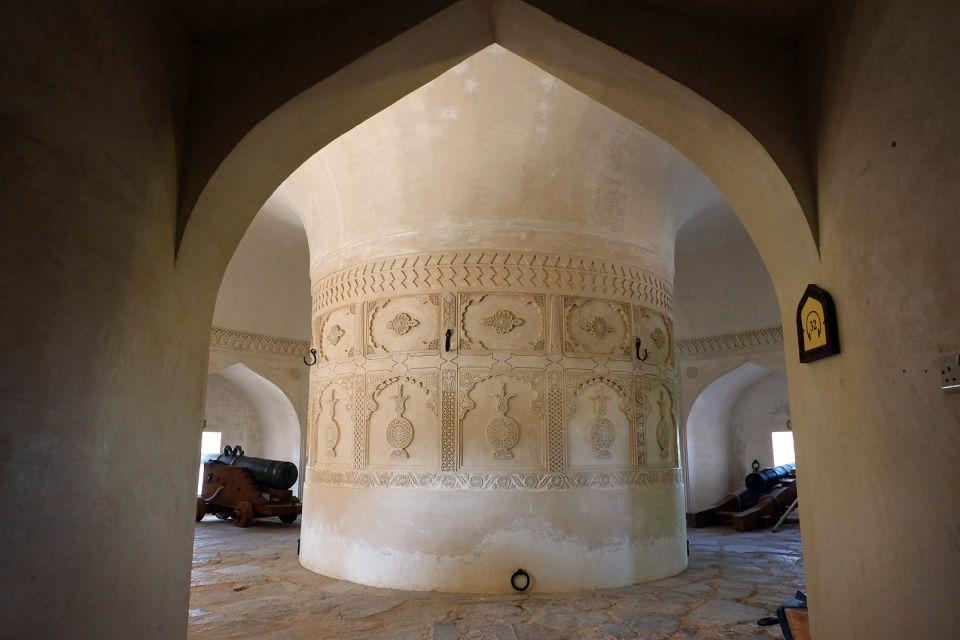 Les monuments, Oman, sultanat, moyen-orient, fort, fortification, al Hasm