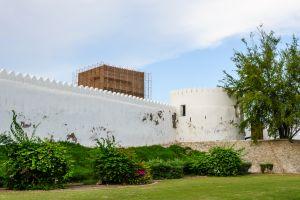 Les monuments, Sohar Fort, Al Hujra, Sohar, Oman, sultanat, moyen-orient, fort