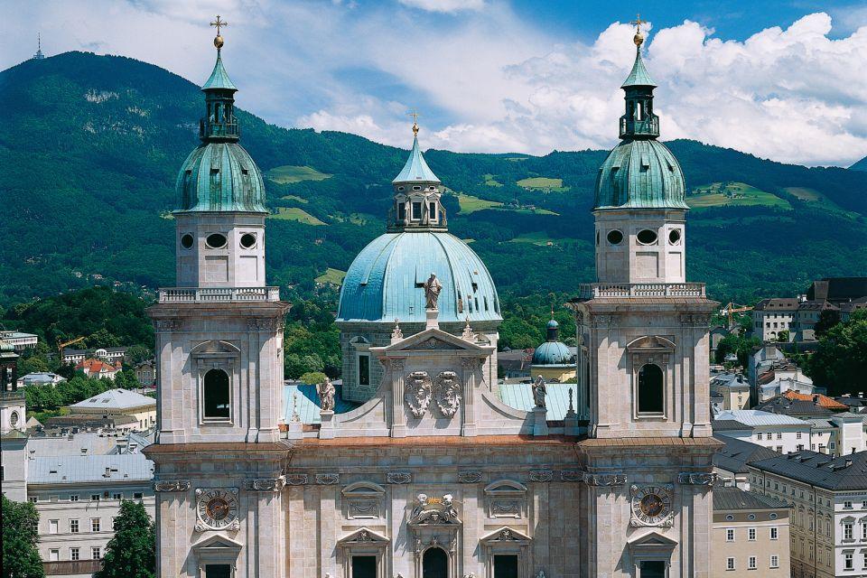 Les musées, salzbourg, dome, autriche, europe, musée, culture, église, DomQuartier, cathédrale