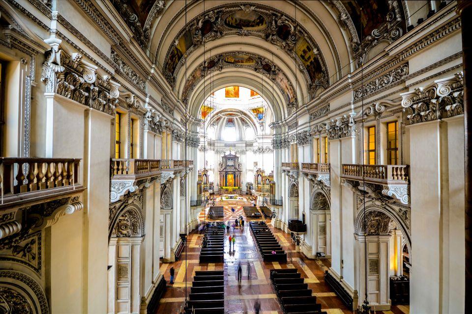 Les musées, salzbourg, dome, autriche, europe, musée, culture, DomQuartier, religion, christianisme, cathédrale