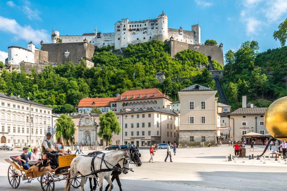 Les musées, salzbourg, dome, autriche, europe, musée, culture, kapitelplatz, DomQuartier
