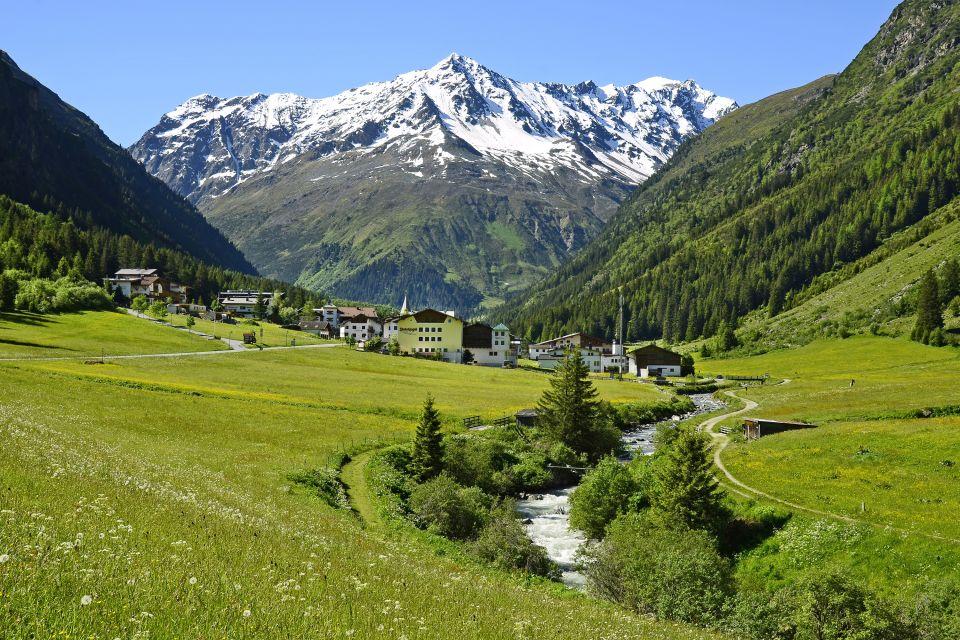 Les paysages, Großglockner, autriche, europe, montagne, route, Hohe Tauern