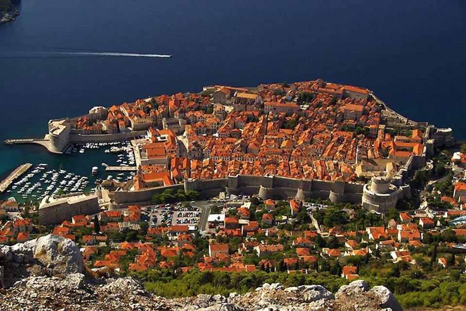 L'architecture , Dubrovnik en Croatie , Croatie