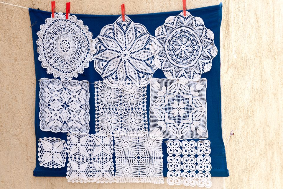 Les traditions, Europe, Croatie, dentelle, pag