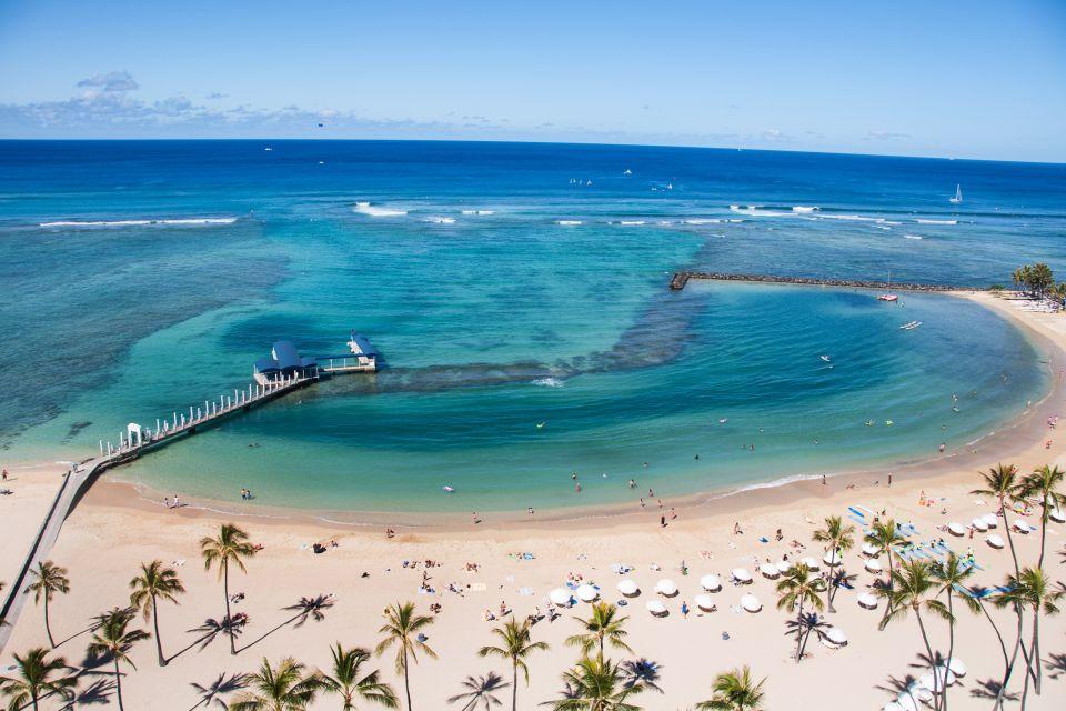Les îles et les plages, Oahu, hawaï, hawaii, amérique, etats-unis, USA, océan, plage, ile, waikiki