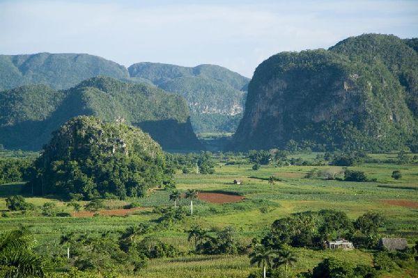 Les réserves classées par l'Unesco , Viñales , Cuba