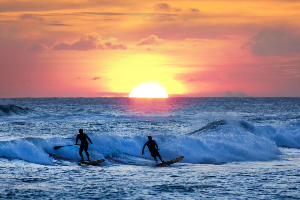 Surfeurs, Maui, Les îles et les plages, Hawaï