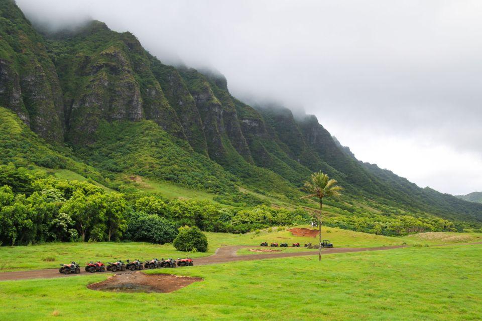 Les excursions, Kualoa Ranch, Oahu, Hawaii, etats-unis, USA, amérique, île, kualoa