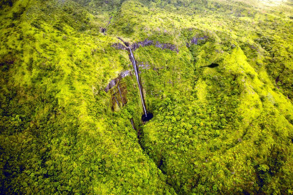 Les excursions, maui, hawaï, hawaii, amérique, etats-unis, USA, océan, volcan, Waimoku, cascade
