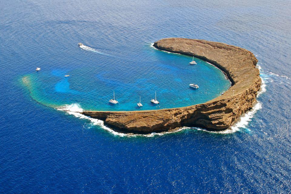 Les excursions, maui, hawaï, hawaii, amérique, etats-unis, USA, océan, île, molokini