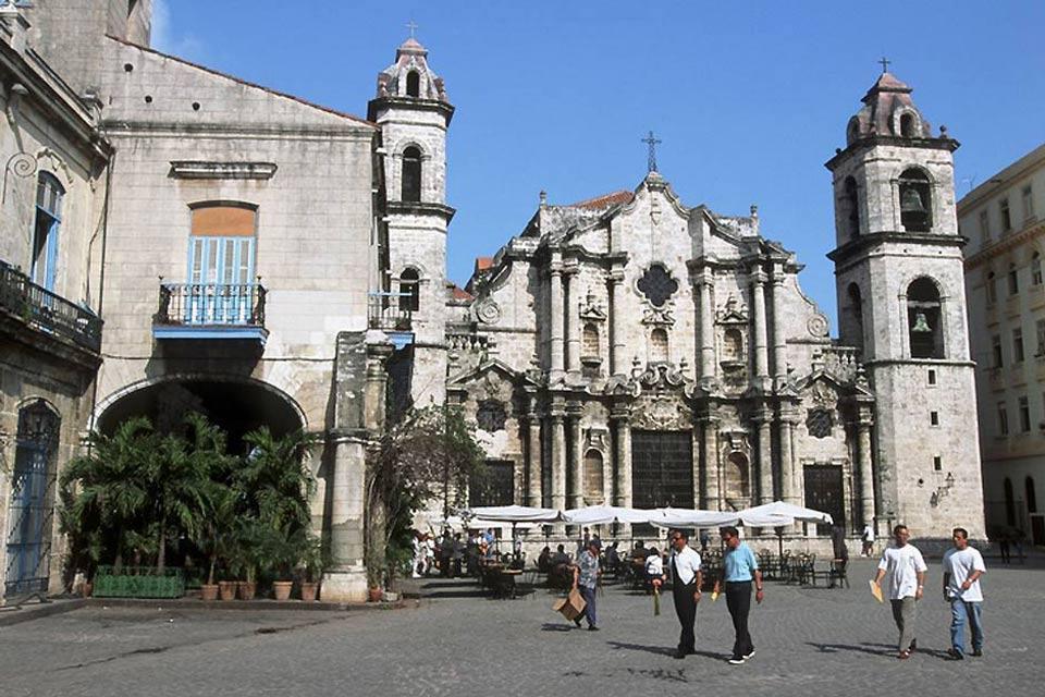 Die Kolonialstädte , Kuba