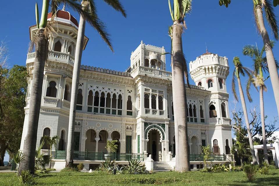 Las ciudades coloniales , Cuba