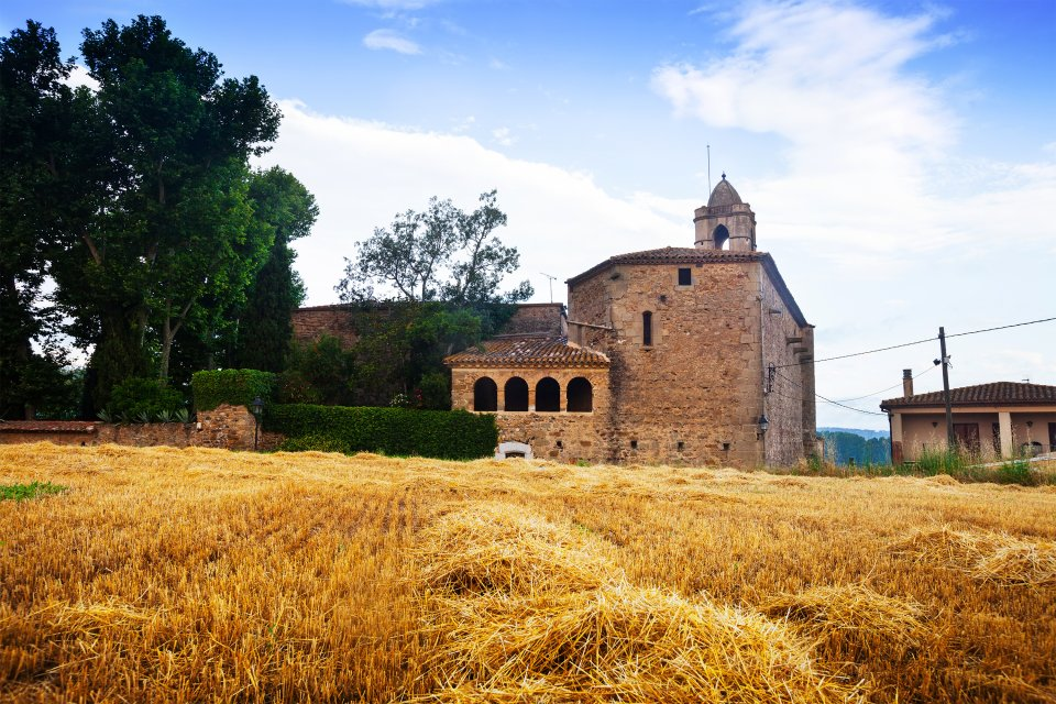 Les monuments, Espagne, chateau, Pubol, catalogne, Gala, Dali, europe, culture, peinture