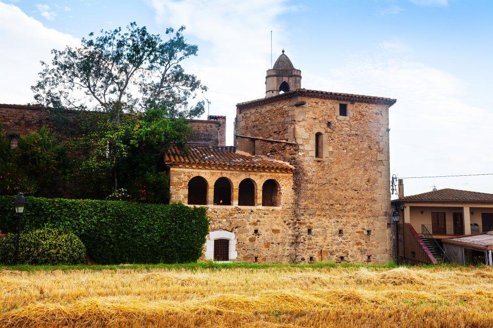 Les monuments, Espagne, chateau, Pubol, catalogne, Gala, Dali, europe, culture, peinture, Baix Emporda
