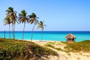 Las playas de La habana , Las playas del Este , Cuba