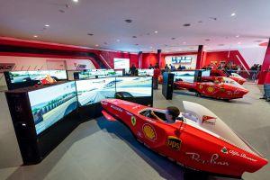 , Ferrari Land, Les activités et les loisirs, Catalogne