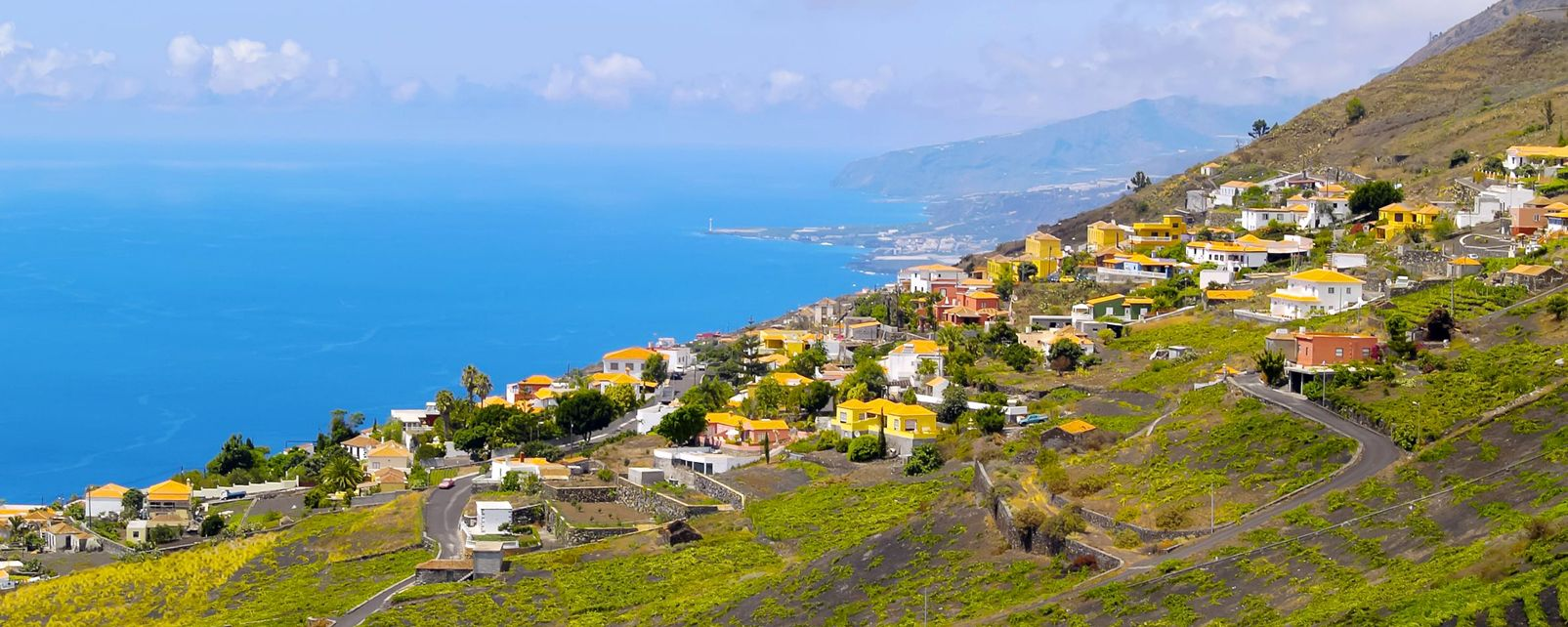 Les paysages, volcan, ile, canaries, espagne, europe, san antonio, teneguia, fuencaliente, mediterranée