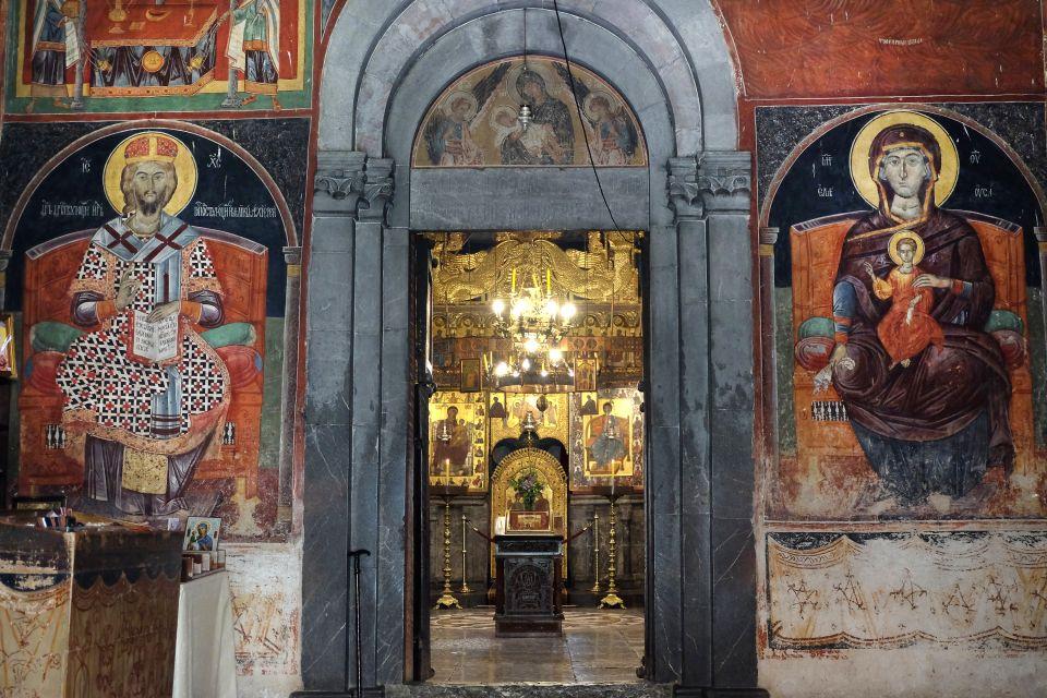 Les monuments, monastère, religion, orthodoxe, christianisme, monténégro, moraça