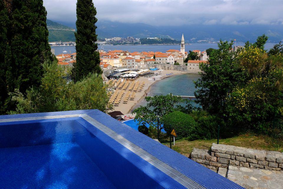 Montenegro- Albanie 2017, La citadelle de Budva, Les côtes, Monténégro