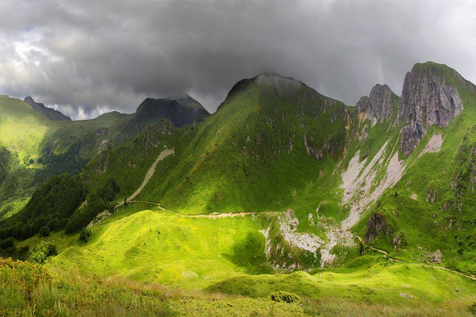 Les paysages, Biogradsko, biogradska, parc, kolasin, montenegro, europe