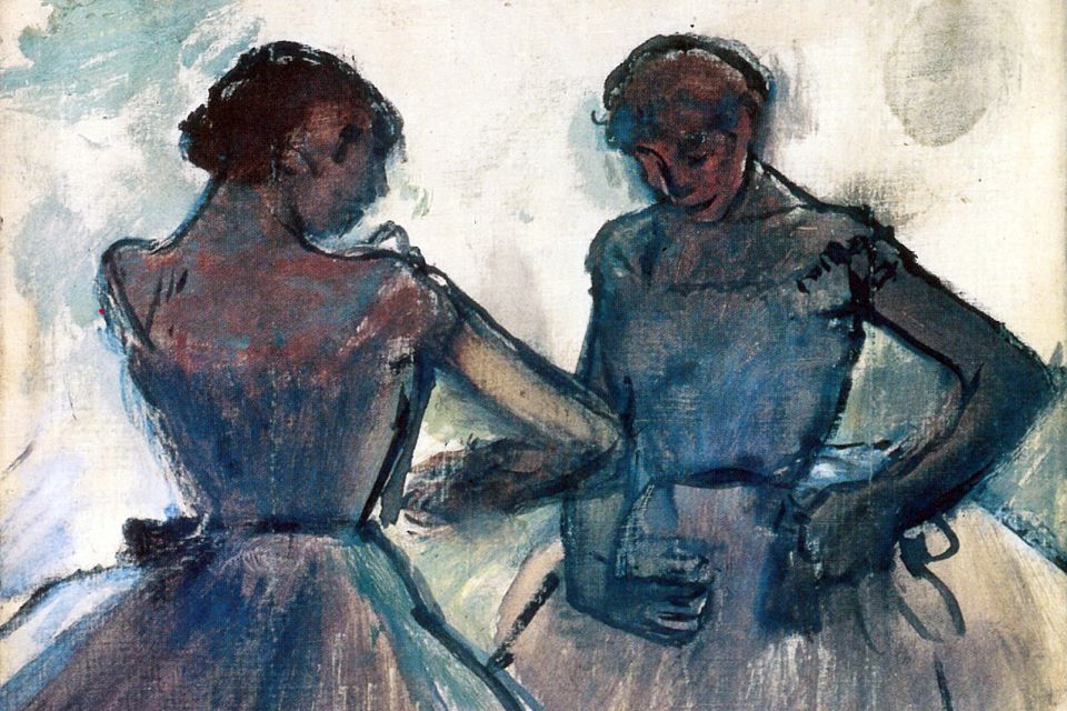Les arts et la culture, Provence, PACA, côte d'Azur, musée, culture, angladon, avignon, peinture, degas