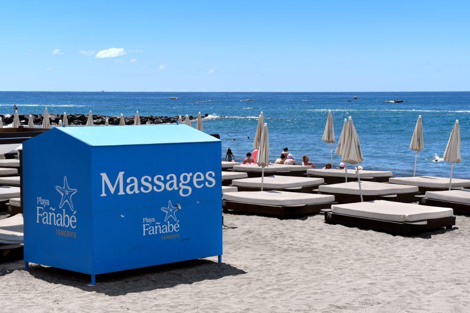 Les côtes, tenerife, espagne, playa, fanabe, canaries, mediterranée, mer, plage
