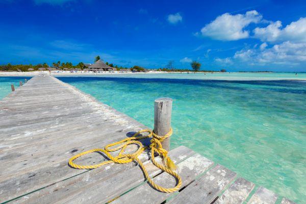 Las islas de los cayos, Las playas de los Cayos, Las costas, Cuba